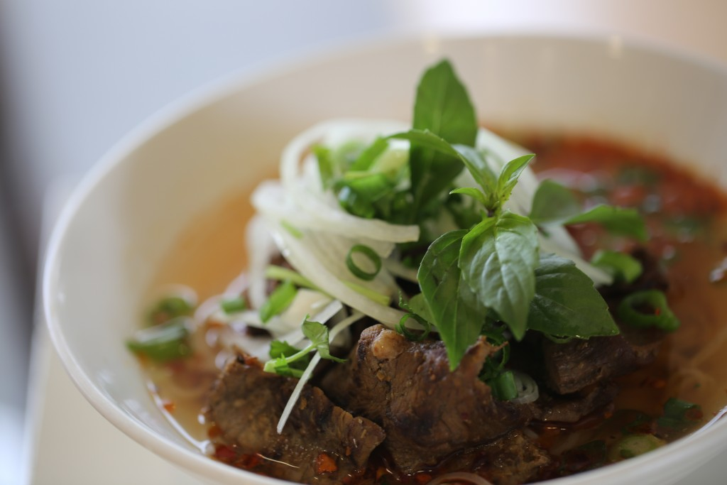 Grilled Beef PHO