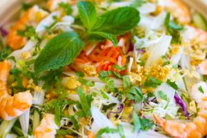 Lotus Roots Salad